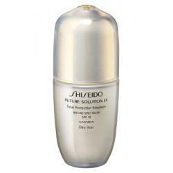 FUTURE SOLU LX TOTAL PROTECTIVE EMULSION Tratamiento protector de dia  SPF 15 Shiseido 75ml