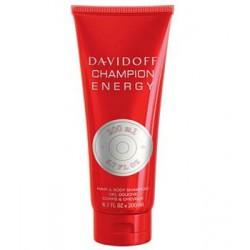 DAVIDOF CHAMPION ENERGGY GEL CHAMPU 200ML
