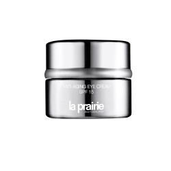 ANTI-AGING EYE CREAM SPF 15. Crema de Ojos Antiarrugas Ligera 15ml