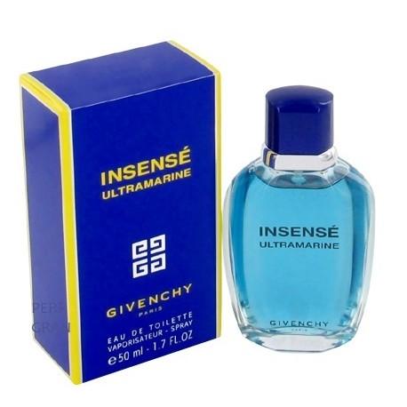 For De Givenchy Intense Eau Perfume Ultramarine Men Toilette Hombre USqzVMpG