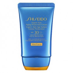 SHISEIDO SUN AGING PROTECTION CREAM SPF300 WETFORCE EXPERT 50ml