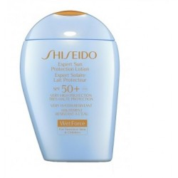 SHISEIDO EXPERT SUM SENSITIVE CHILDREN  PROTECTION LOTION SPF50 WETFORCE 150ml