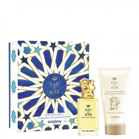 SISLEY EAU SOIR  ESTUCHE Eau de Parfum mujer +