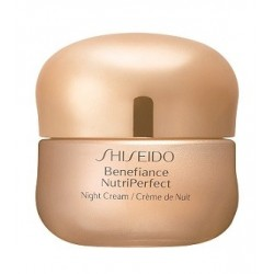 NUTRI PERFECT NIGHT CREAM Crema de noche pro-reconstituyente 50ml Shiseido