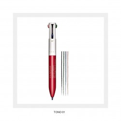 CLARINS STYLO 4 COULEURS 4x01gr