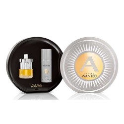 AZZARO WANTED ESTUCHE 100vp ETD + DESODORANTE SP 100ml
