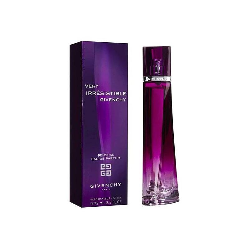 precio del perfume very irresistible de givenchy