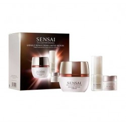 SENSAI WRINKLE  CREAM 40ml SET EDICION LIMITADA