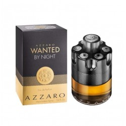 AZZARO WANTED BY  NIGHT Eau Toilette hombre