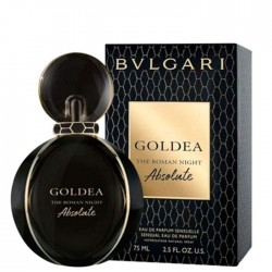 BULGARI GOLDEA THE ROMAN NIGHT ABSOLOTE Eau Parfum sensuelle