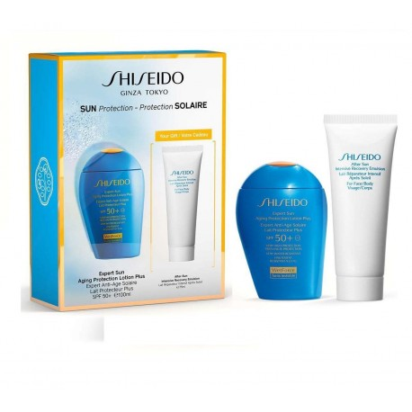 SHISEIDO EXPERT SUN AGING PROTECTION LOTION SPF50 WETFORCE 150ml