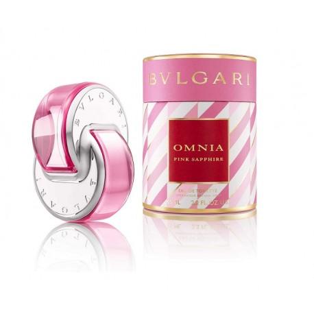 BULGARI OMNIA PINK SAPPHIRE 65vp CANDY EDITION