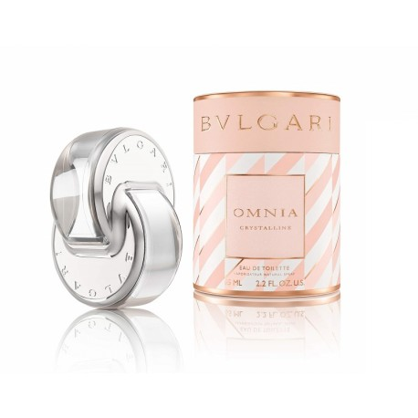 BULGARI OMNIA CRYSTALLINE 65vp EDT CANDY EDITION