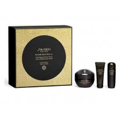 SHISEIDO FUTURE SOLUTION LX TOTAL REGENETING CREAM  NOCHE COFRE
