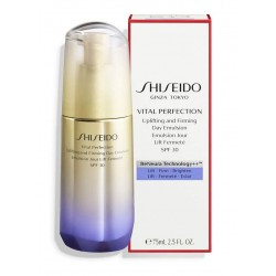 SHISEIDO VITAL UPLIFTING AND FIRMING DAY EMULSION