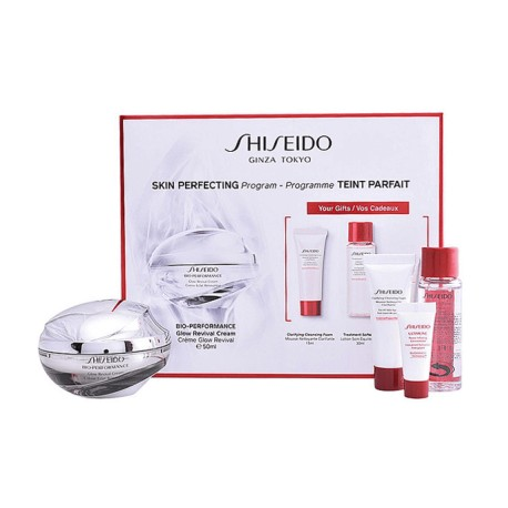 SHISEIDO BIO PERFORMANCE GLOW REVIVAL CREAM SET 50ml
