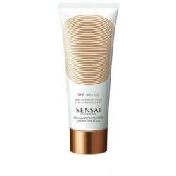 SENSAI SILKY BRONZE CELLULAR PROTECTIVE CREAM FOR BODY SPF50 150ml